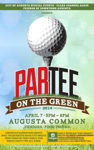 ParTee On The Green 2014
